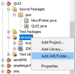 How to Create Quiz Application in Java Using MySQL Database